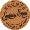 2012 Sydney Royal Bronze